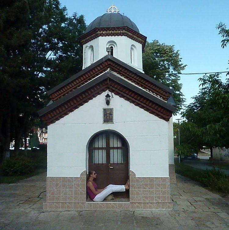 witte reisfoto's macedonie