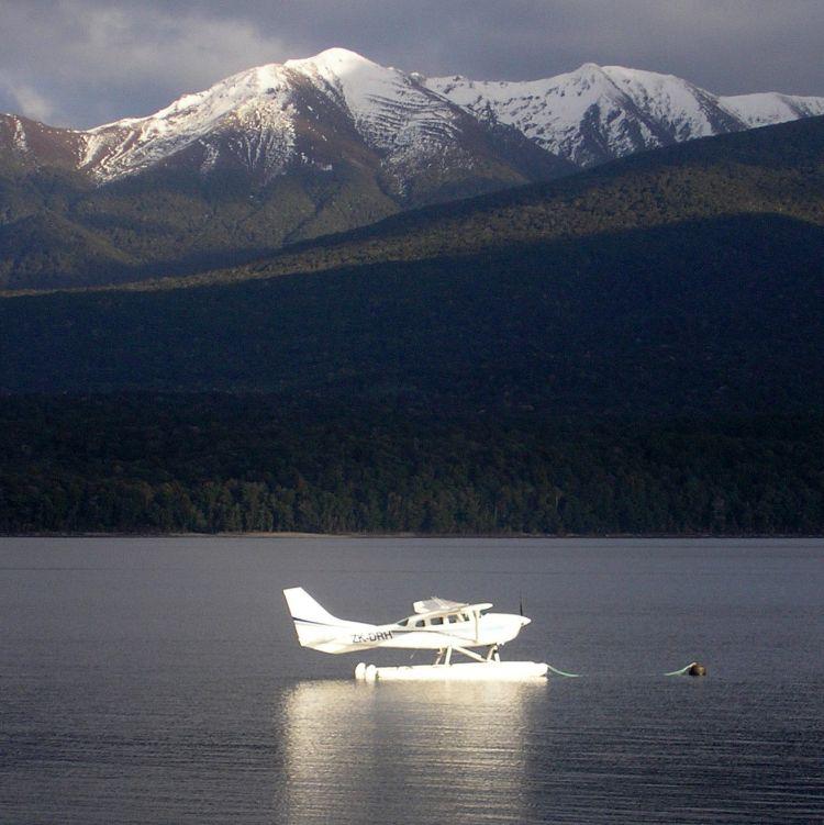 witte reisfoto's nieuw zeeland