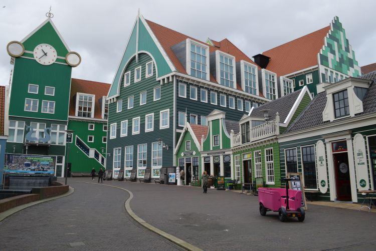zaanse huisjes hotel