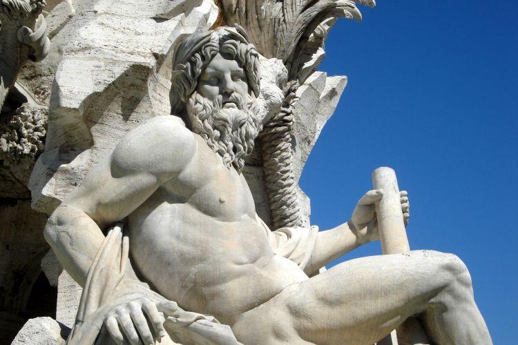 witte reisfoto's Rome