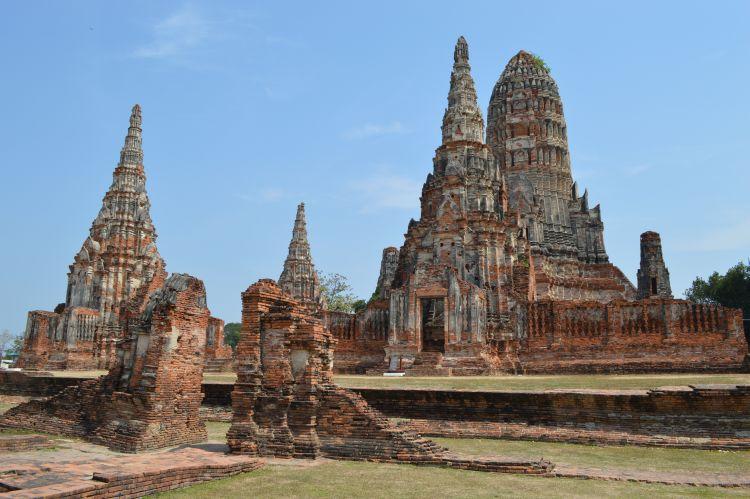 mooiste tempels ayutthaya (1)