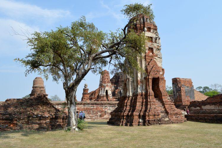 mooiste tempels ayutthaya (21)
