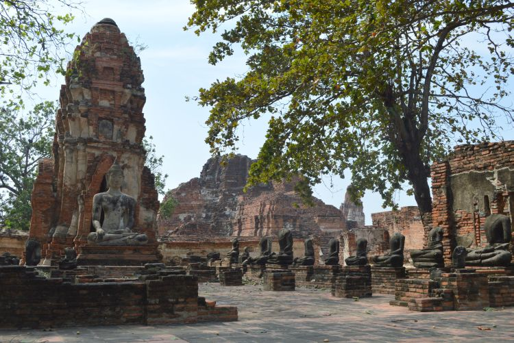 mooiste tempels ayutthaya (24)