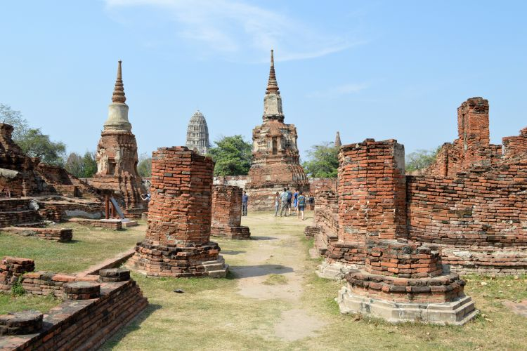mooiste tempels ayutthaya (26)
