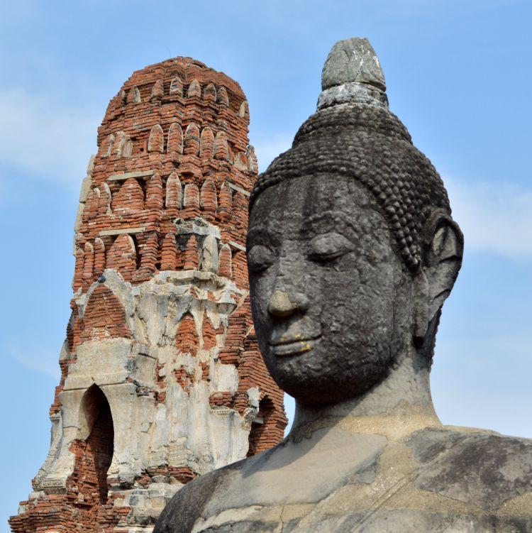 mooiste tempels ayutthaya (27)