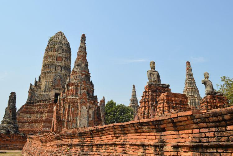 mooiste tempels ayutthaya (3)