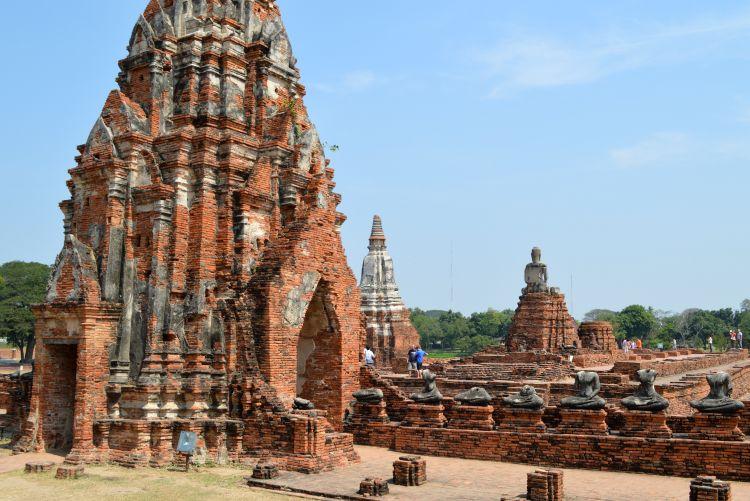 mooiste tempels ayutthaya (5)