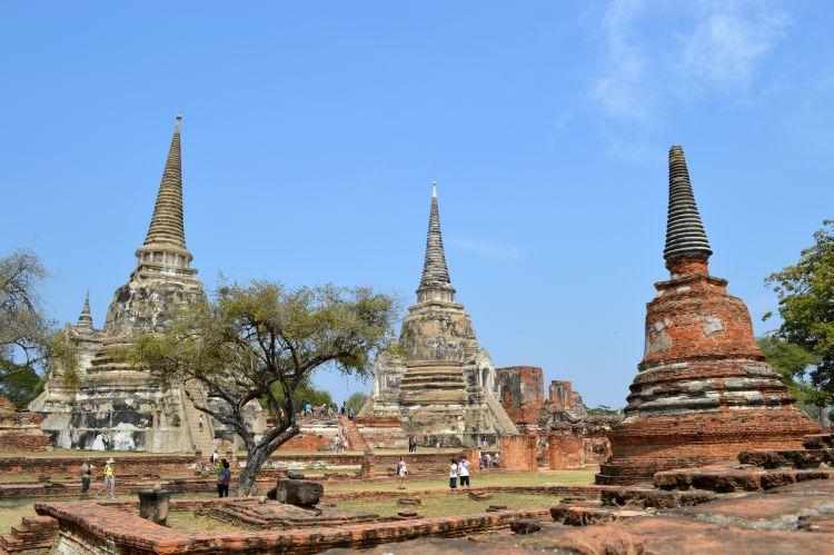 mooiste tempels ayutthaya (8)