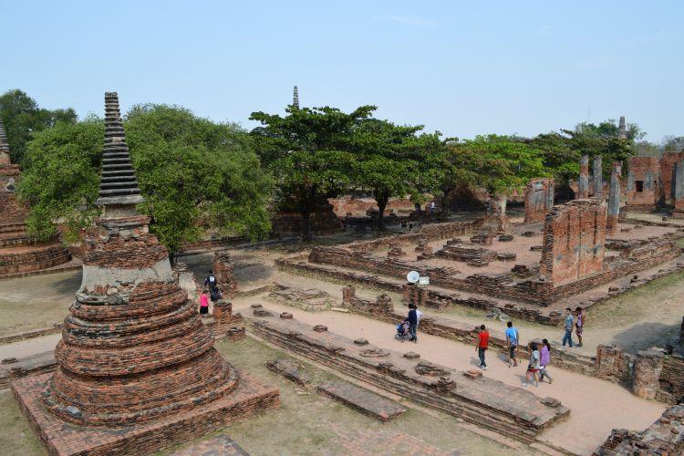 mooiste tempels ayutthaya (9)