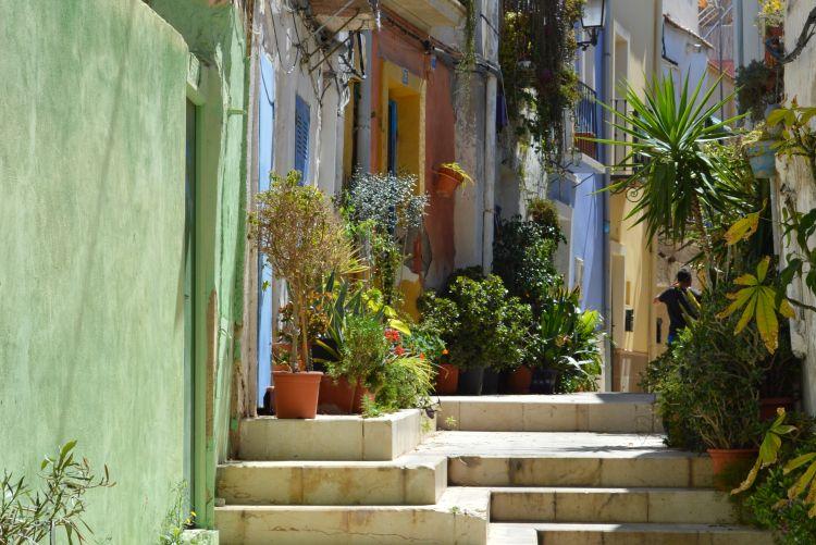 Volkswijk El barrio santa cruz - Alicante