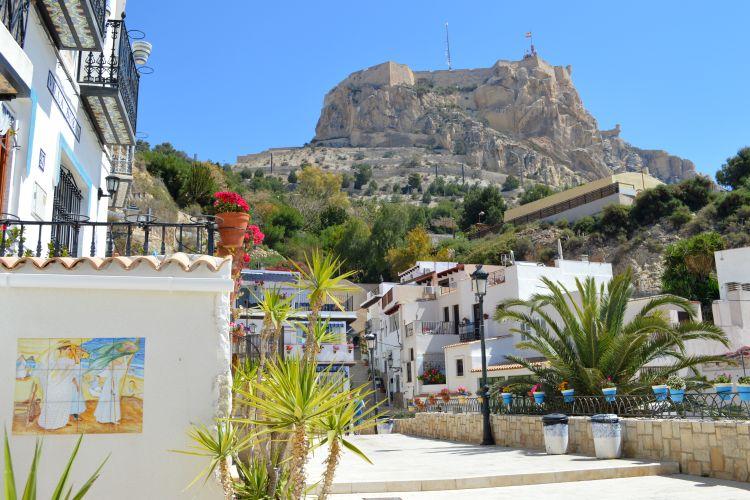 stedentrips stad en natuur - El barrio alicante