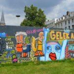 Kleurrijk en creatief Arnhem in 30 foto's