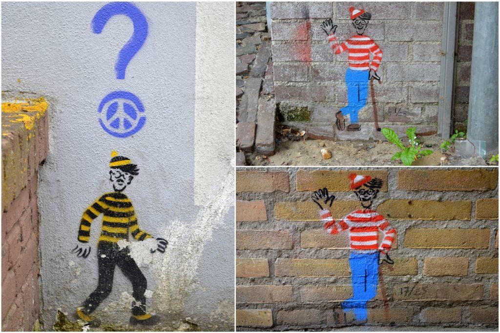 Waar is Wally - Nijmegen