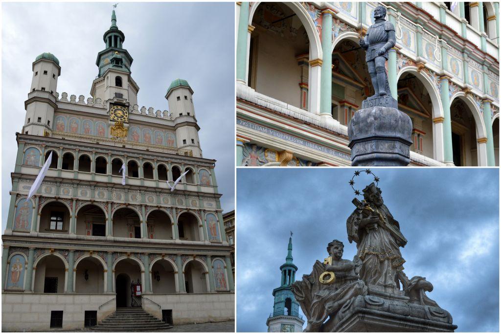 wat te doen in poznan - het oude stadhuis