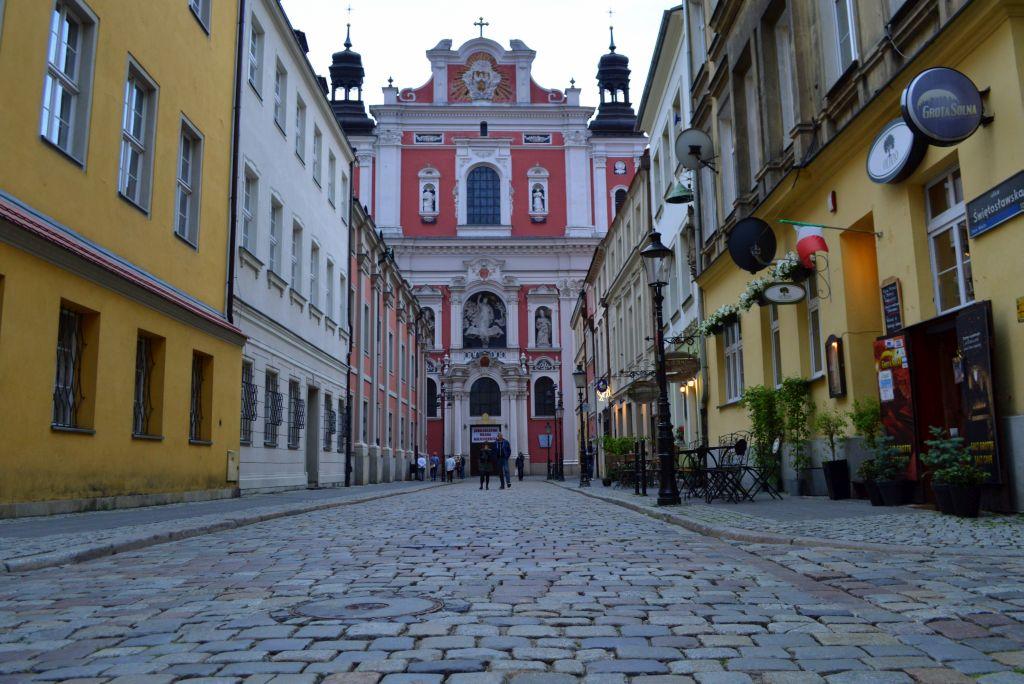 Wat te doen in poznan - sint stanislaus basiliek
