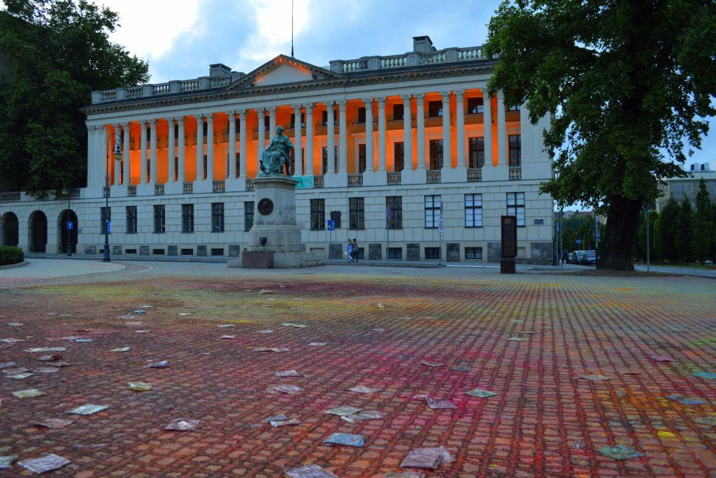 wat te doen in poznan - vrijheidsplein