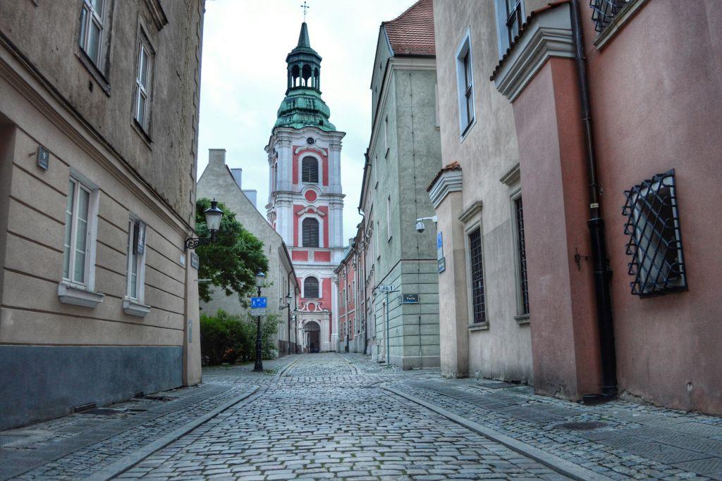 wat te doen in Poznan jezuitencollege