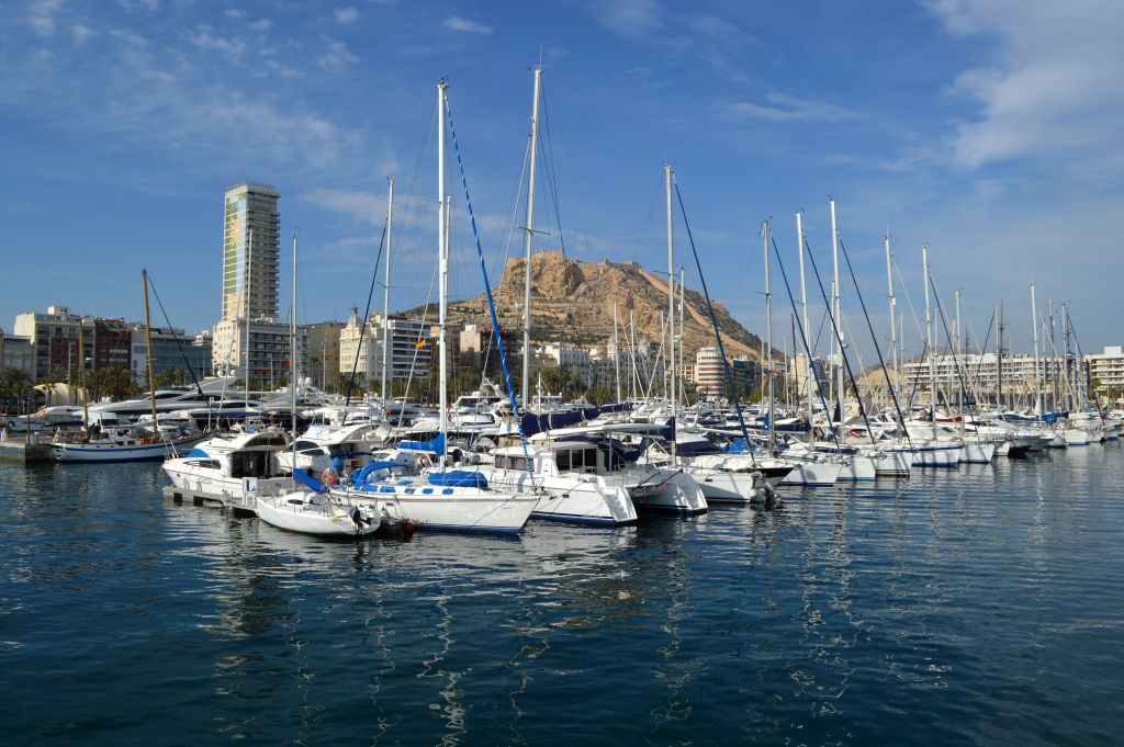 wat te doen in Alicante - haven