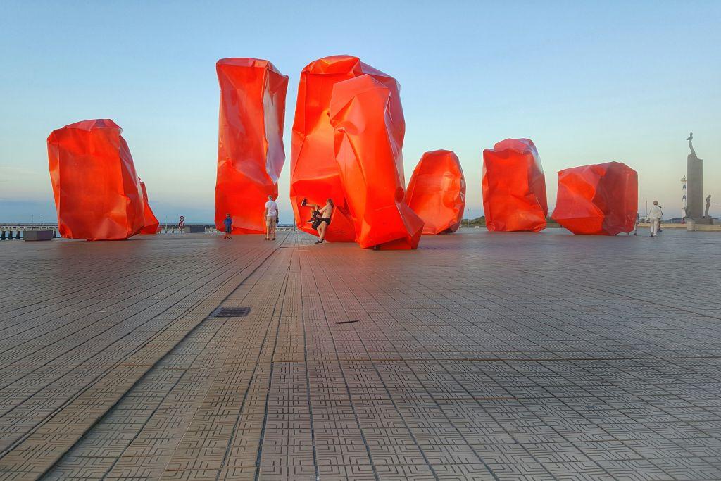 weekendje belgische kust - rock strangers oostende