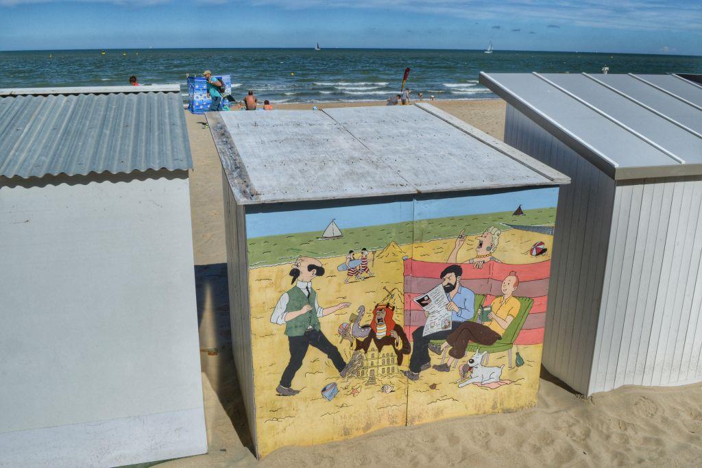 weekendje belgische kust - strandhuisjes oostende