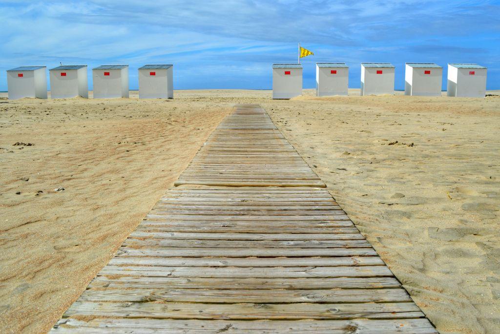 weekendje belgische kust - strandhuisjes oostduinkerke