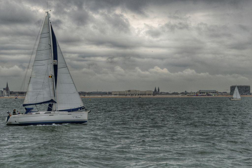 weekendje belgische kust - boottocht oostende