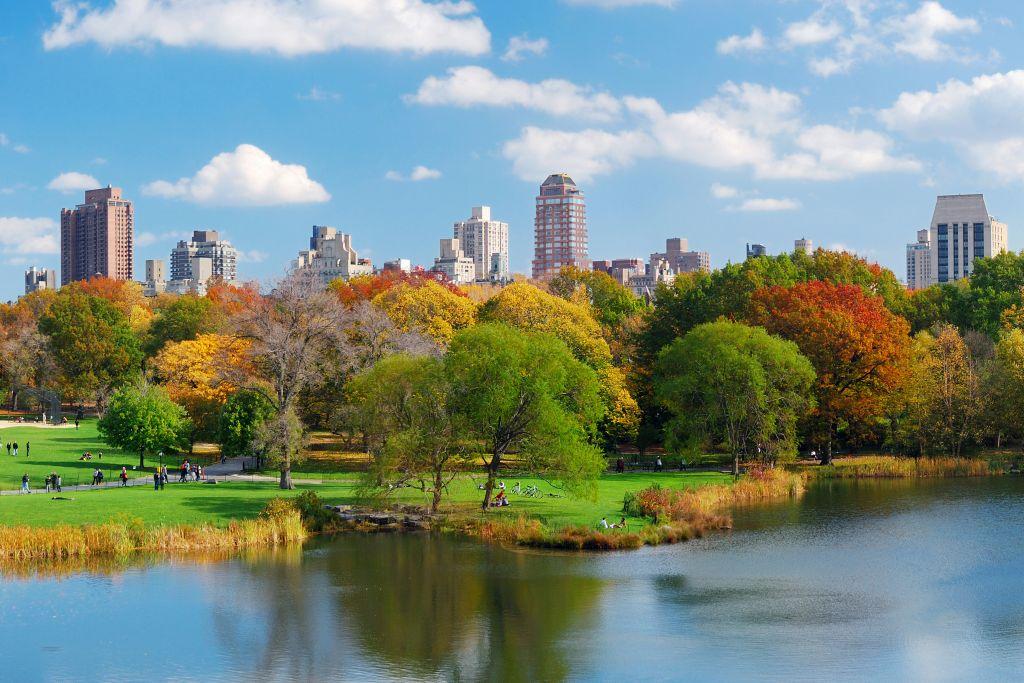 leuke stedentrips herfst - new york