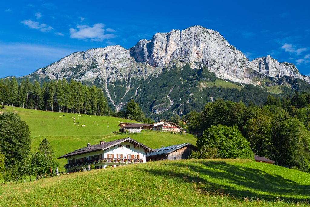 stad en natuur salzburgerland