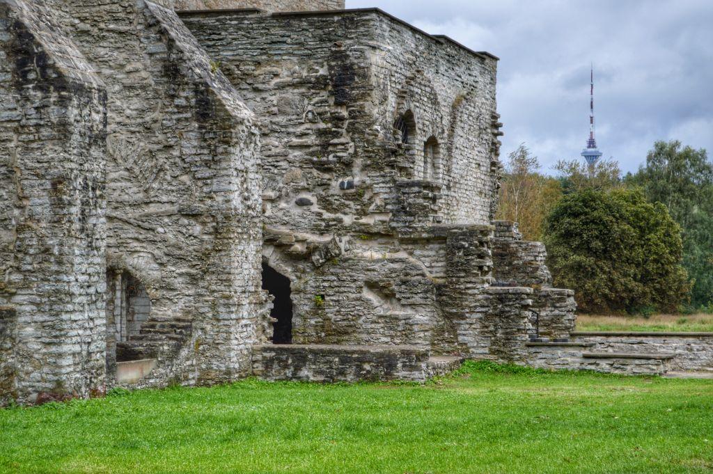 verslag stedentrip tallinn - pirita klooster