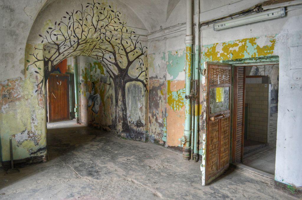 verslag stedentrip tallinn - patei gevangenis