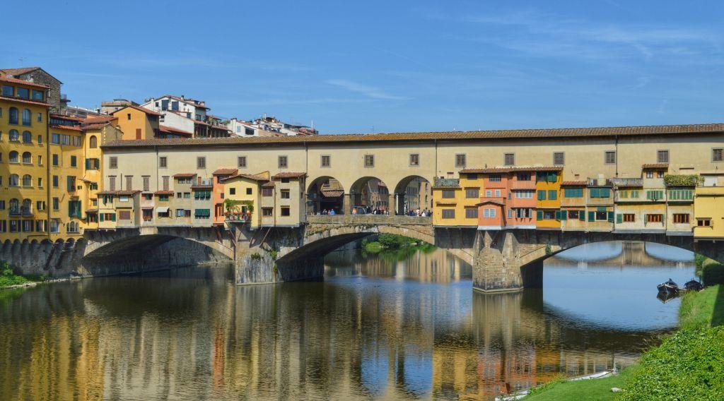 zien en doen in florence - Ponte Vecchio