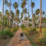 Fietsen op het Thaise paradijsje Koh Mak