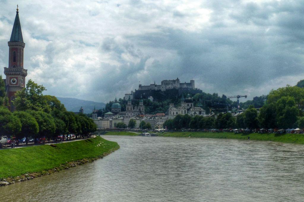 stedentrip stad en natuur salzburg