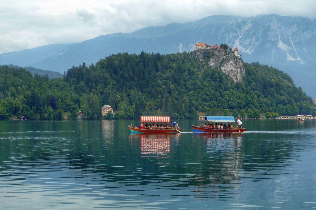 stedentrips stad en natuur - ljubljana bled