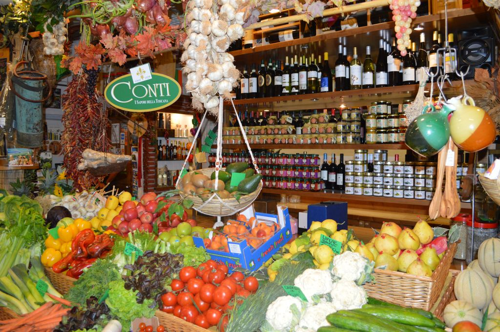 wat te doen in florence - mercato central