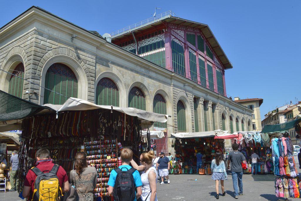 wat te doen in Florence - marktjes