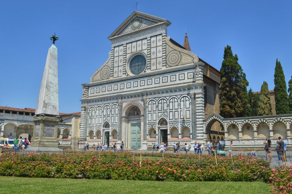 wat te doen in Florence - Basilica