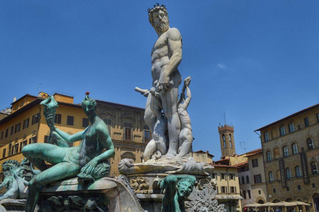 wat te doen in florence - piazza della signario