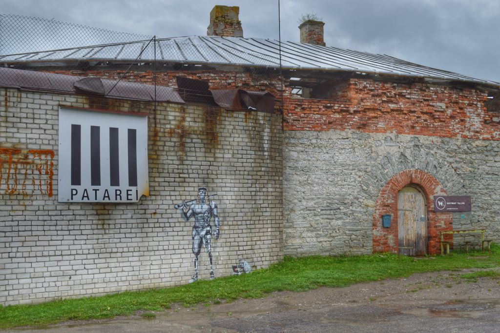 overdekte bezienswaardigheden tallinn - patarei gevangenis