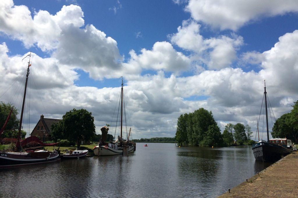 Mooiste plekken Nederland: Lauwersmeer