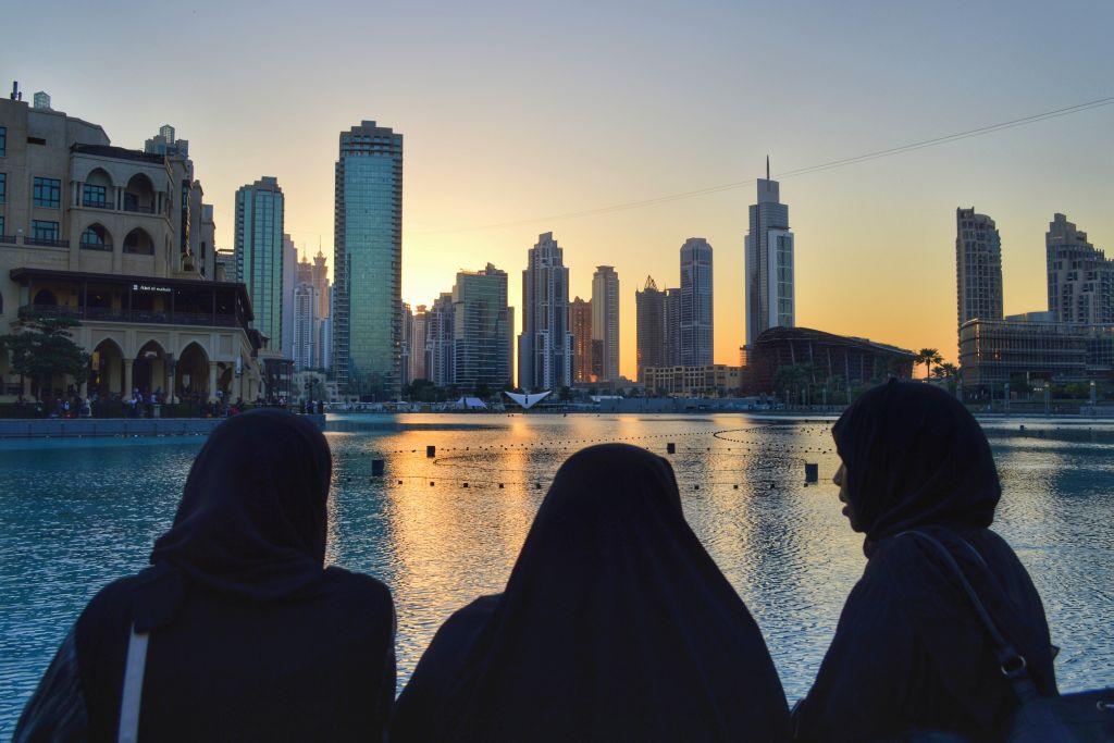 mooiste zonsondergangen - Dubai