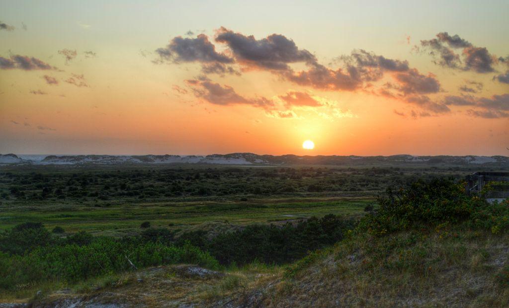 mooiste zonsondergangen - terschelling