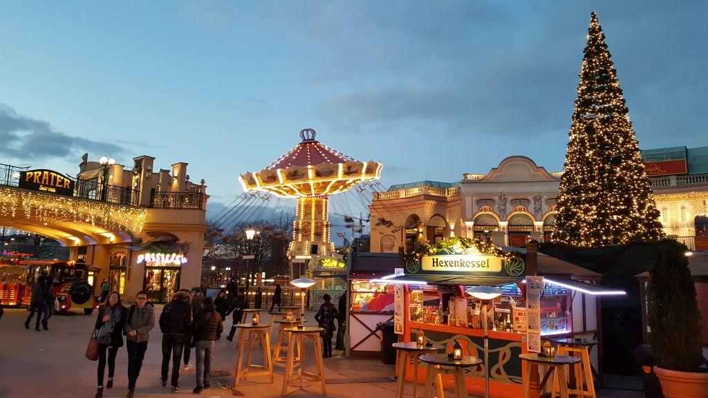 reisverslag wenen blog - prater wintermarket