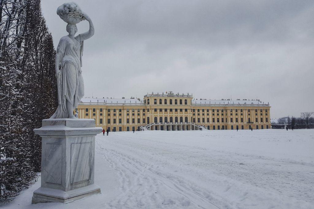 reisverslag wenen blog - winter sneeuw