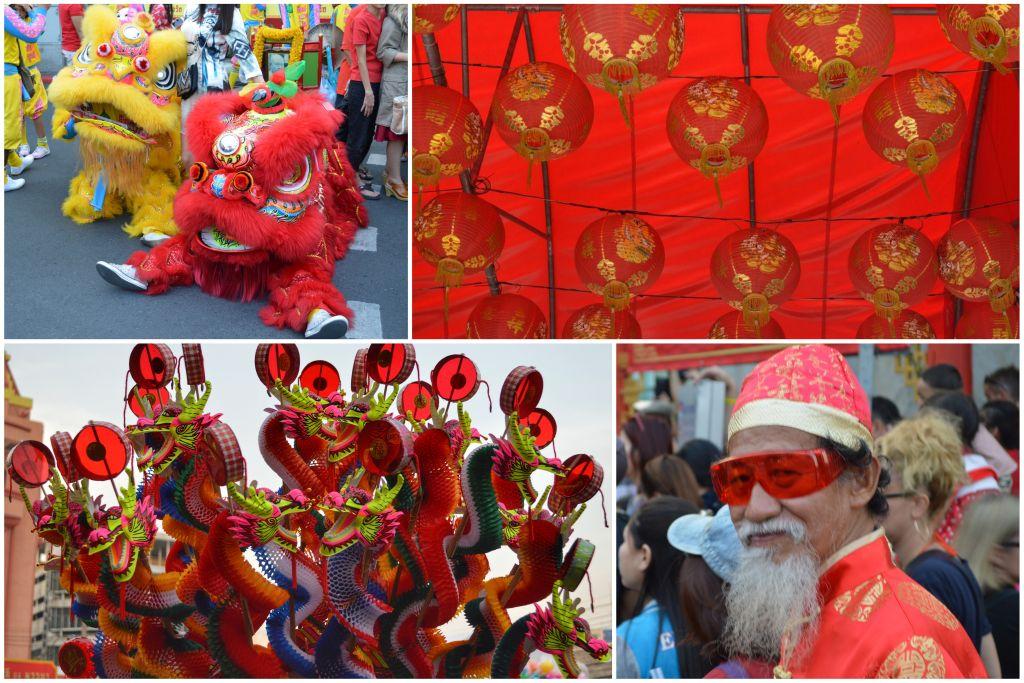 chinees nieuwjaar bangkok