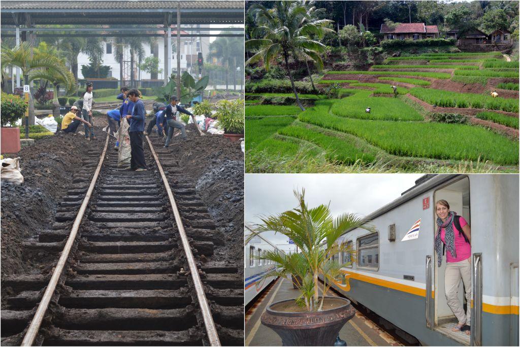 route java - trein