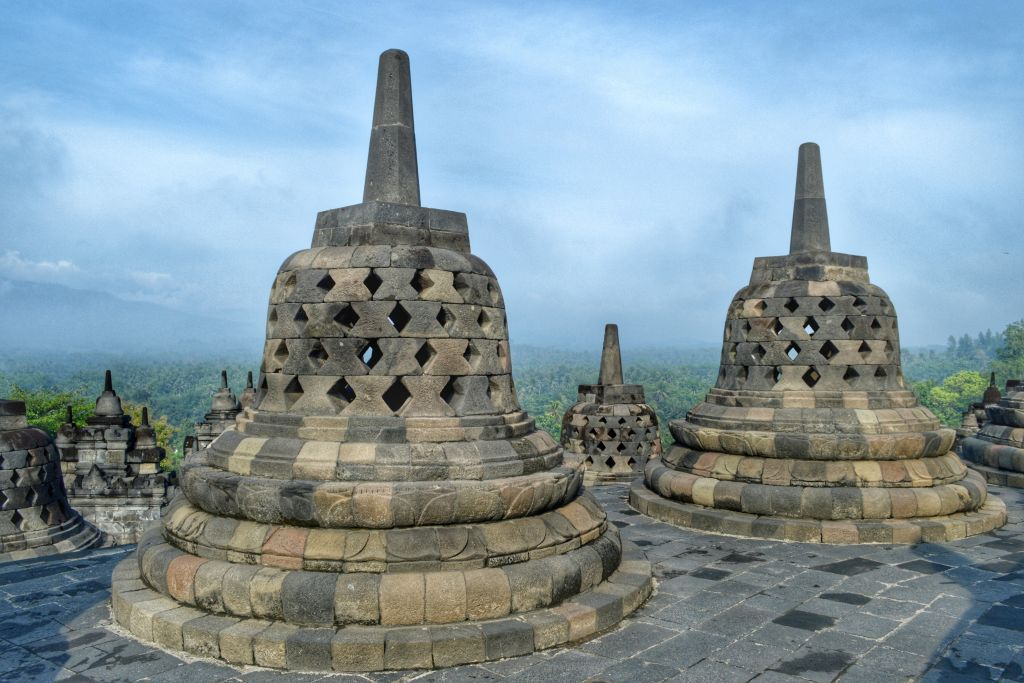 route java - borobudur