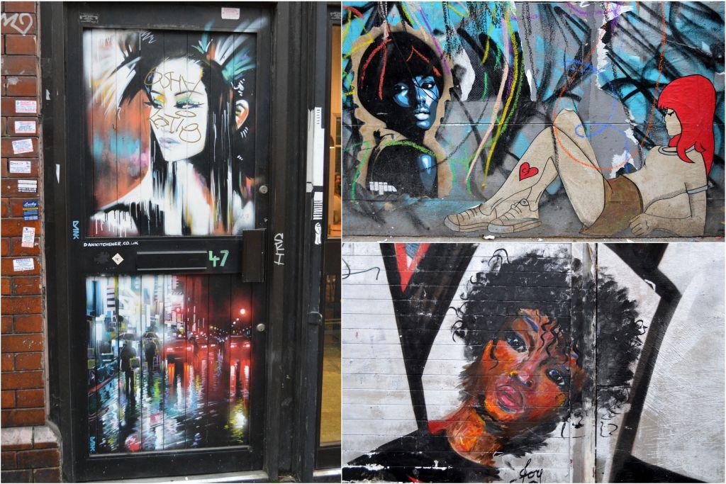 streetart tour shoreditch londen