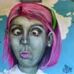 Fotoblog: gave streetart in Ede