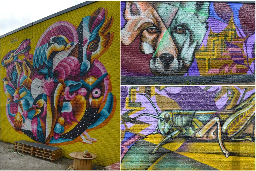 ede streetart